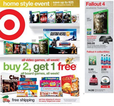 buy 2 get 1 free deal begins at target gamespot