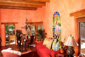 Coral Color Bathroom Rugs - 5 simple ideas for mexican style interiors home harmonizing