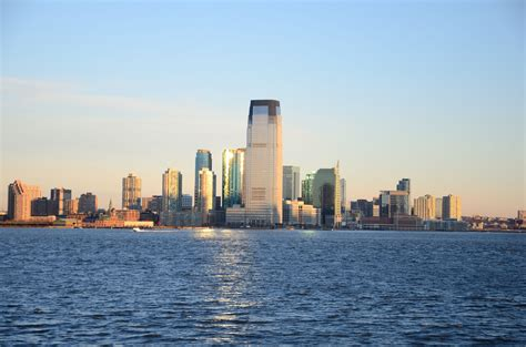 Jersey City New file golden magic hour jersey city new jersey cls 5437