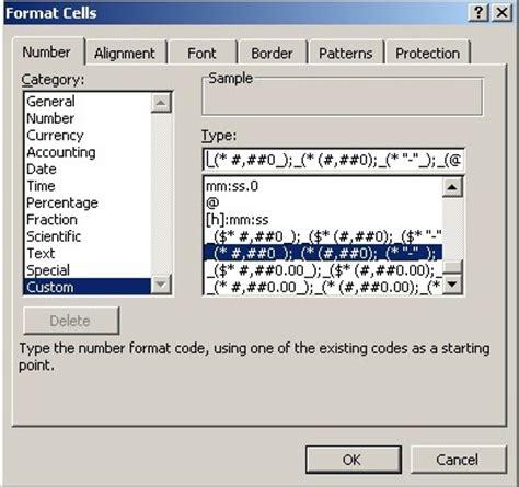 html format a number custom formating excel number format yogesh gupta s