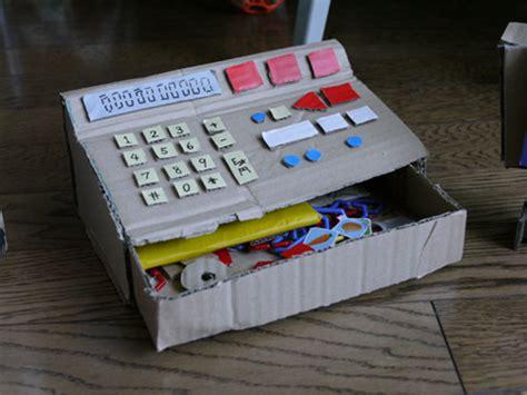 How To Make A Paper Register - リカちゃん人形をダンボールで作ると泣けます デイリーポータルz
