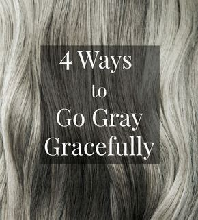 salt n pepper hair color best 25 going gray ideas on pinterest going grey