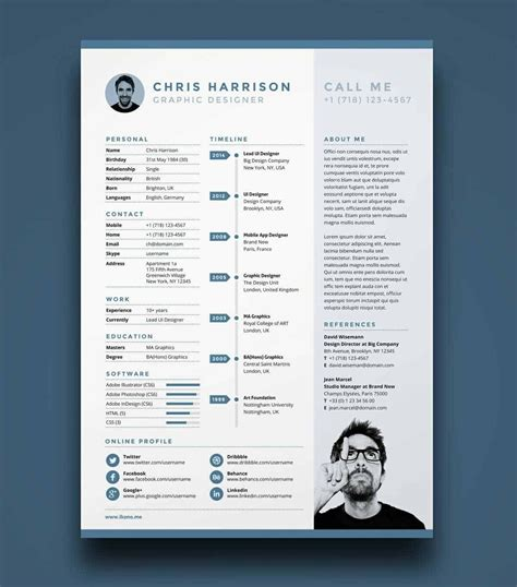 Great Resume Templates Free by Great Resume Templates 15 Exles To Use