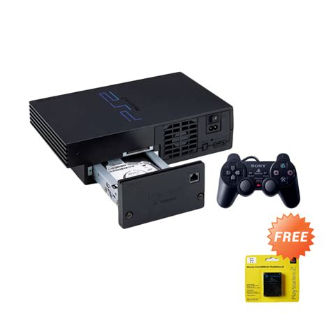 Hardisk Ps2 160gb jual sony playstation 2 console network hdd