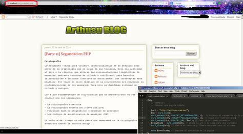 tutorial php curl php libreria curl minitutoriales underc0de hacking y