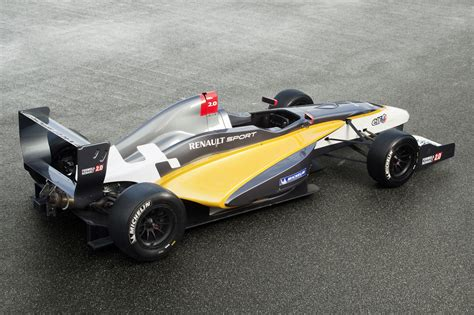formula renault renaultsport presents new formula 2 0 car autoevolution