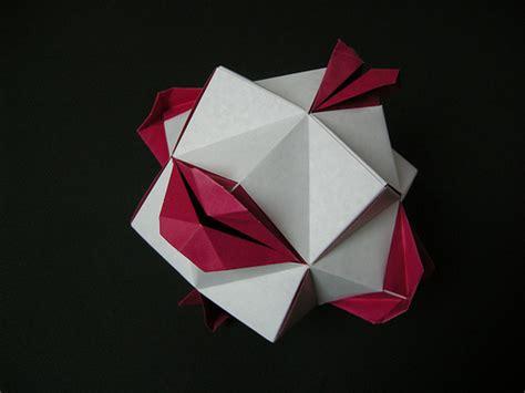 origami mistletoe happy new year flickr photo