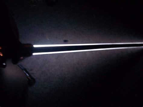 black lightsaber white and black light saber star wars amino