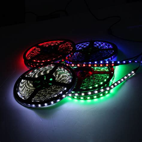 Vehicle Led Light Strips Buy Waterproof 5m 300x5050 Smd Car Decoration Led Light Bazaargadgets