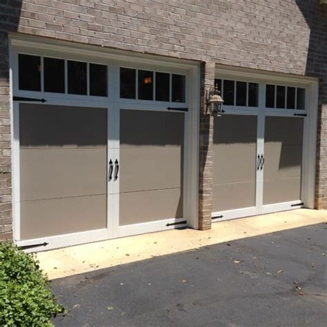 Overhead Door Charlottesville Carriage Doors Transform Charlottesville Home