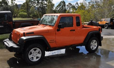 jeep wrangler facts jeep wrangler ute fact or fiction