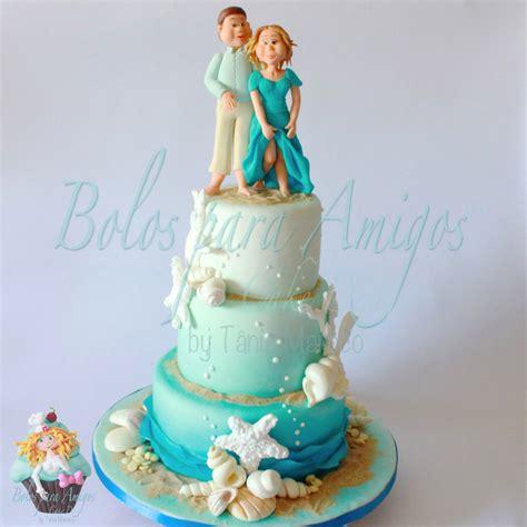 Simple Home Decoration For Birthday beach wedding cake cakecentral com