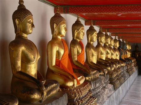 Temple Of The Reclining Buddha Bangkok by Wat Pho Of Buddhas Picture Of Temple Of The