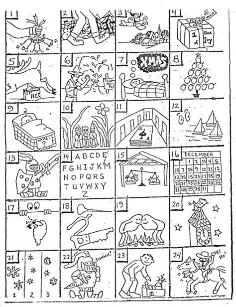 Printable Christmas Rebus Puzzles | rebus puzzles halloween images