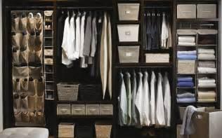 Black Closet Organizer Systems Como Organizar Tu Closet Familiar Ideasparatuhogar