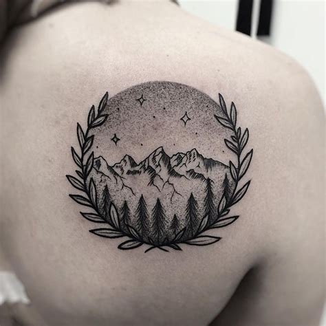 wyoming tattoos best 25 scenery ideas on outdoor