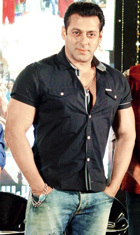Salman Khan Workout Routine - Celebrity Sizes