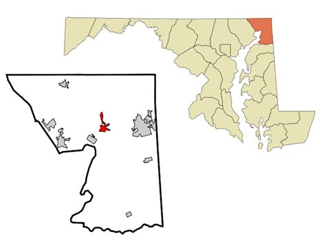 maryland map cecil county file cecil county maryland incorporated and unincorporated