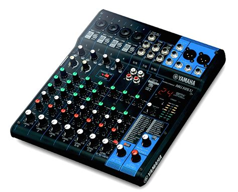 Mixer Yamaha Usb yamaha mg10xu mixer w usb connection