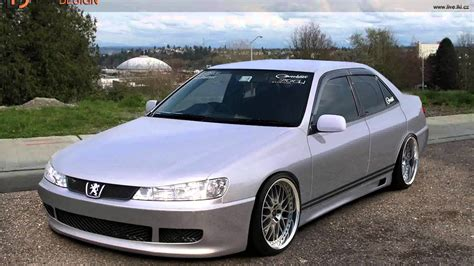 Peugeot 406 Tuning Wallpaper 1920x1080 21360