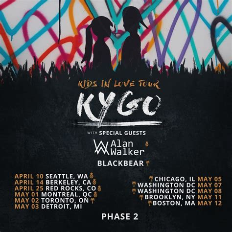 alan walker joinery alan walker kygo join forces for joint world tour