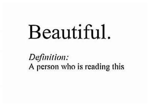 beautiful meaning beautiful definition a person who is reading this