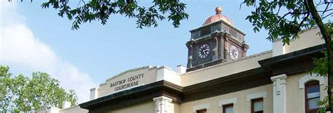 Bastrop County Clerk Records Bastrop County Tx