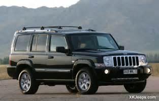 Jeep Commander 2006 Jeep Commander Xh Export Commander