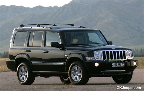 jeep commander jeep commander xh export commander