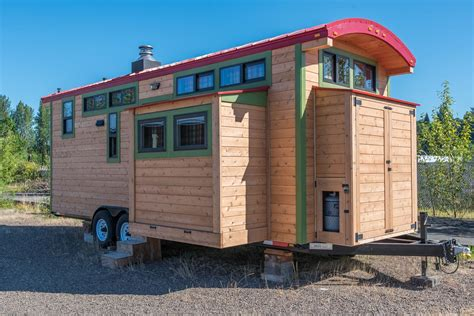 tiny house with expanding tiny house with slide outs that will amaze you