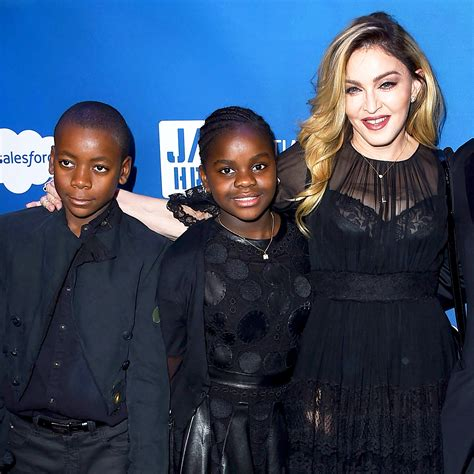 Madonna Asked For Adoption Advice by Madonna Granted Permission To Adopt 2 More Children From