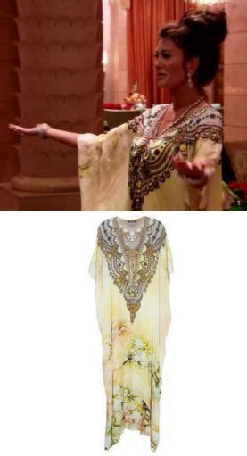 ziggy on real housewives of beverly hills outfits lisa vanderpump s kaftan in dubai http www bigblondehair