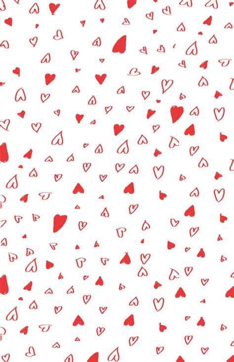 printable valentine paper printable hand drawn valentine s day wrapping paper say yes