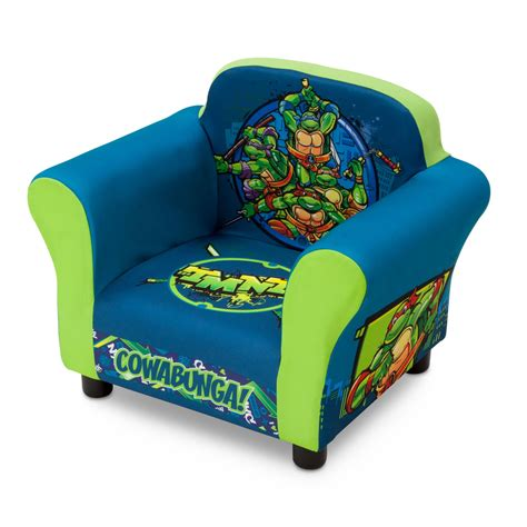 Toddler Upholstered Chair by Nickelodeon Mutant Turtles Toddler Boy S