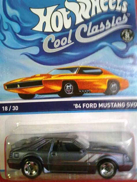 84 Mustang Svo Cool Classics ford mustang 84 wheels cool classics 2014 60 00 en