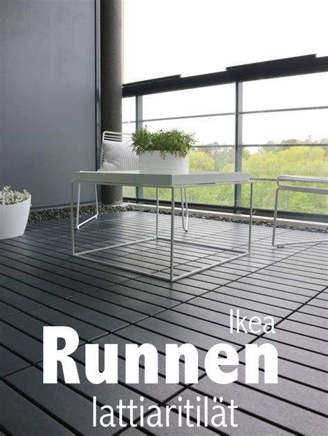 Runnen Ikea by Kattava Katsaus Ikea Runnen Lattiaritil 246 Ihin Kuisti
