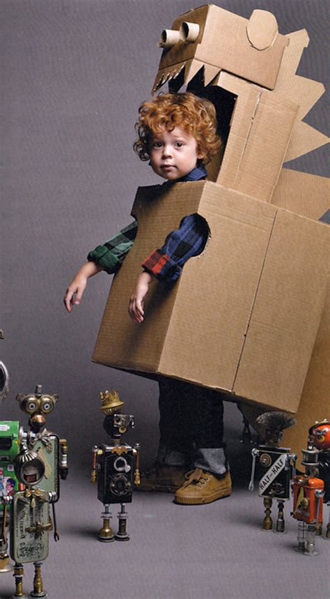 5 disfraces hechos con cartn disfraces caseros 5 disfraces hechos con cart 243 n pequeocio