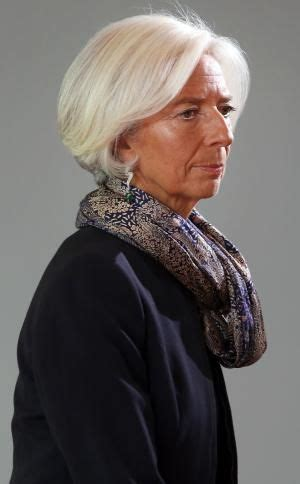 flattering hairstyles for mature women withnnice hair 17 best images about christine lagarde on pinterest
