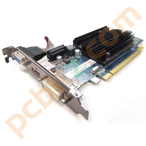 Vga Card Sapphire sapphire hd5450 512mb ddr3 pci e dvi vga hdmi graphics card ebay