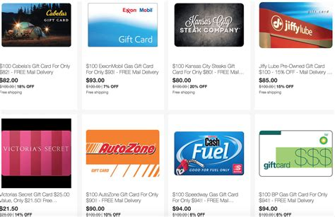 Airbnb Physical Gift Card - ebay save on gas gift cards bp exxon speedway more doctor of credit