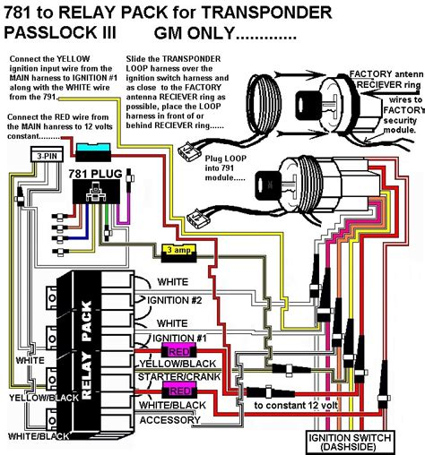installation diagrams pertaining to passkey 3 wiring