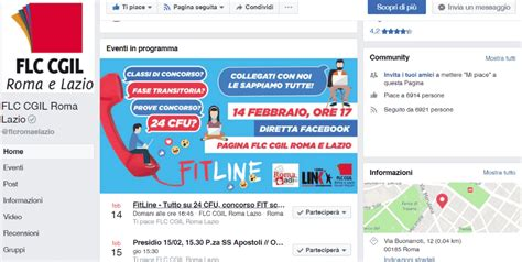 atp roma istruzione ufficio x 14 febbraio diretta quot fitline tutto su 24 cfu
