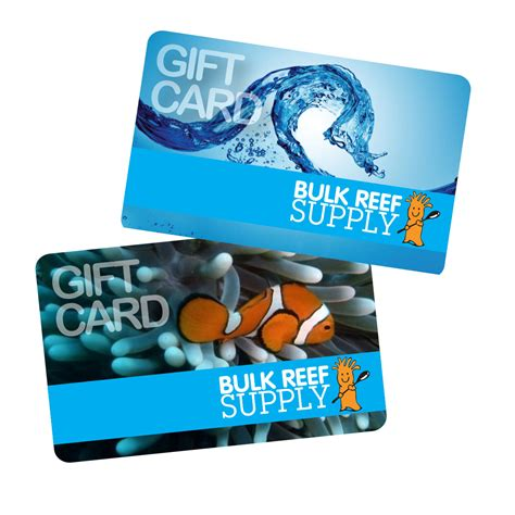 Gift Cards In Bulk - brs gift cards bulk reef supply bulk reef supply