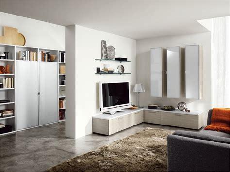 mobili ad angolo soggiorno i mobili ad angolo di design per sfruttare ogni spazio