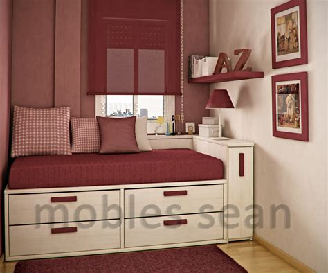 Bedroom Ideas For Small Spaces | space saving designs for small kids rooms