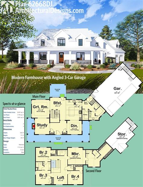 modern farmhouse floor plans best 25 farmhouse plans ideas on pinterest farmhouse