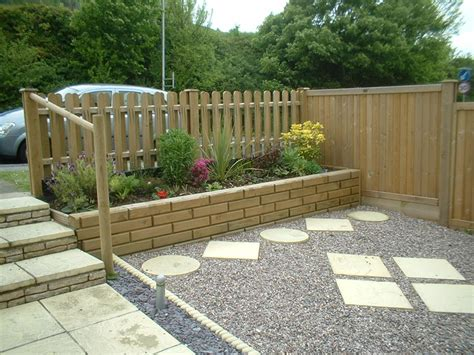 Small Garden Fencing Ideas Front Garden Fencing And Ideas