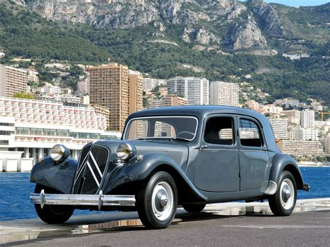 Citroen Traction Avant by Fab Wheels Digest F W D Citroen Traction Avant 1934 57
