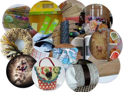 crafts made from recycled materials for recycled paper crafts with sheet magazines and