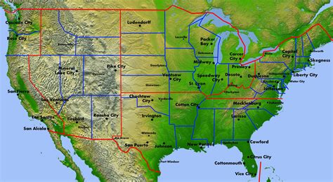usa grand map gta usa map gta usa map travel maps and major